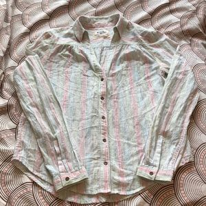 Anthropologie Holding Horses spring blouse